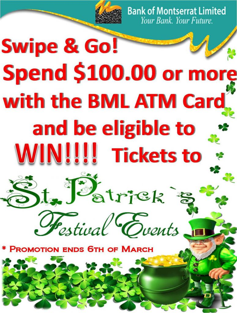 POS LOAN ST PATRICKS